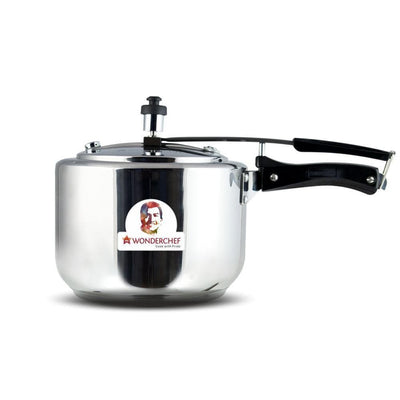 Wonderchef Secura 3 Pressure Cooker 3L-Cookware