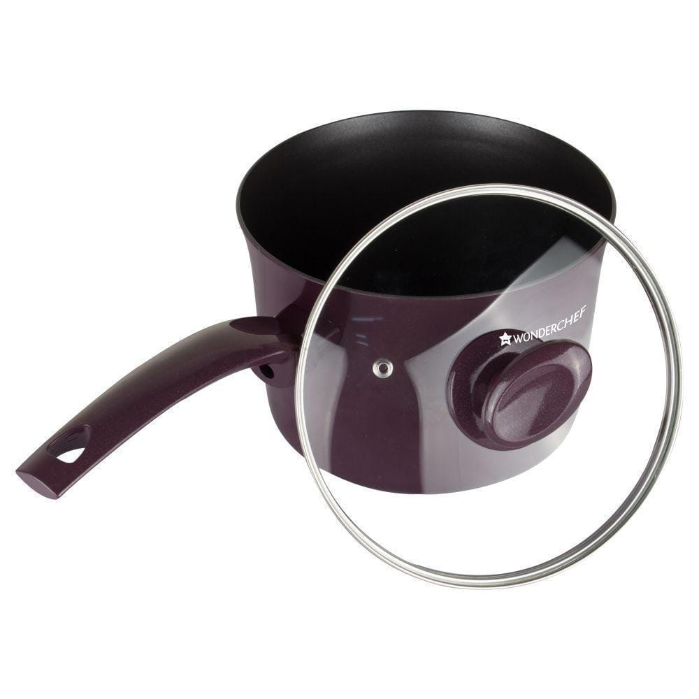 Wonderchef Everest Sauce Pan With Lid
