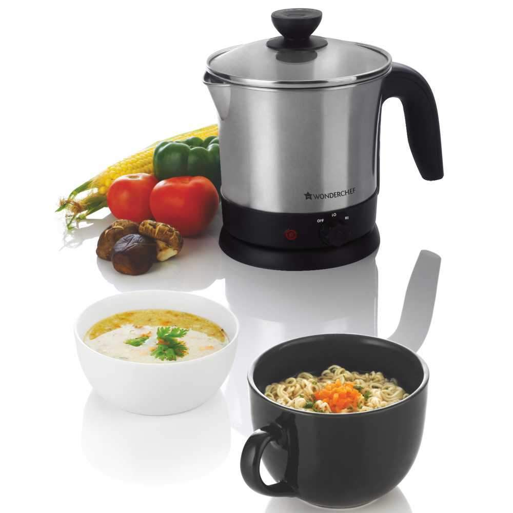 Wonderchef Prato Multicook Kettle 1.2L
