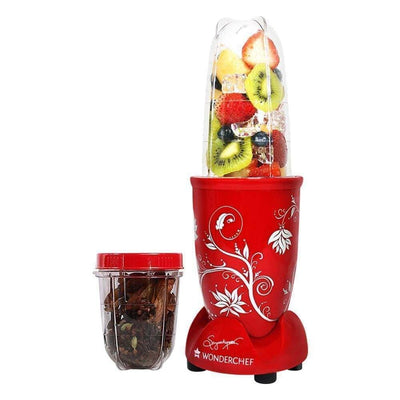 Wonderchef Nutri-Blend Mixer Grinder With Serving Glass Set-Appliances