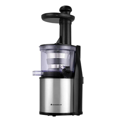 Compact Cold Press Slow Juicer, 200W-Appliances
