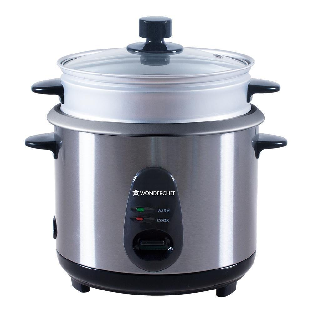 Wonderchef Prato Electric Rice Cooker 1.8L