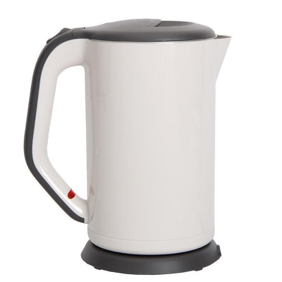 Wonderchef Luxe Electric Kettle Ivory 1.7L-Appliances
