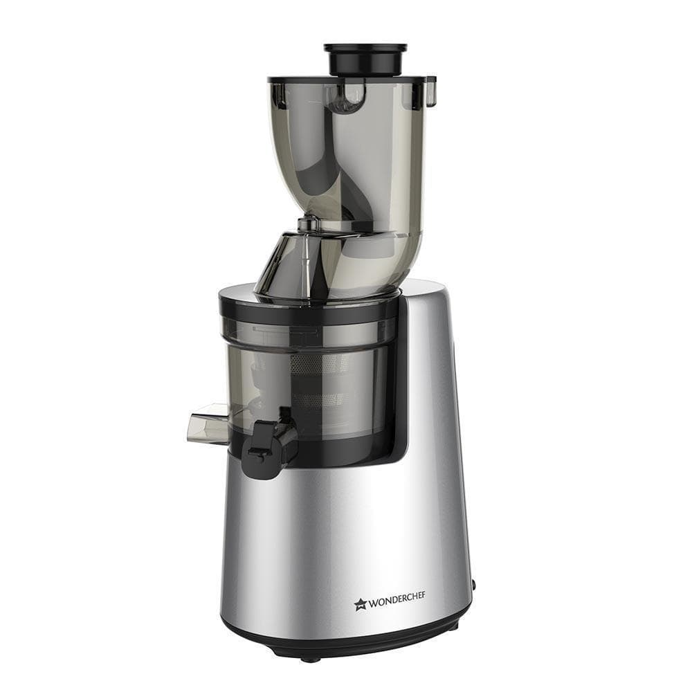 V6 Cold Press Slow Juicer, 200W  - Full Fruit