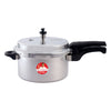 Ultima Induction Base Aluminium Pressure Cooker With Outer Lid