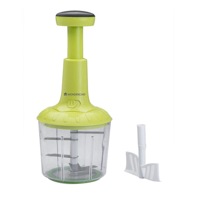 Twister Push Chopper-5 Blade-Kitchen Tools
