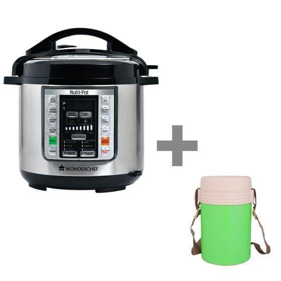 Wonderchef Nutri-Pot + Magic Meal