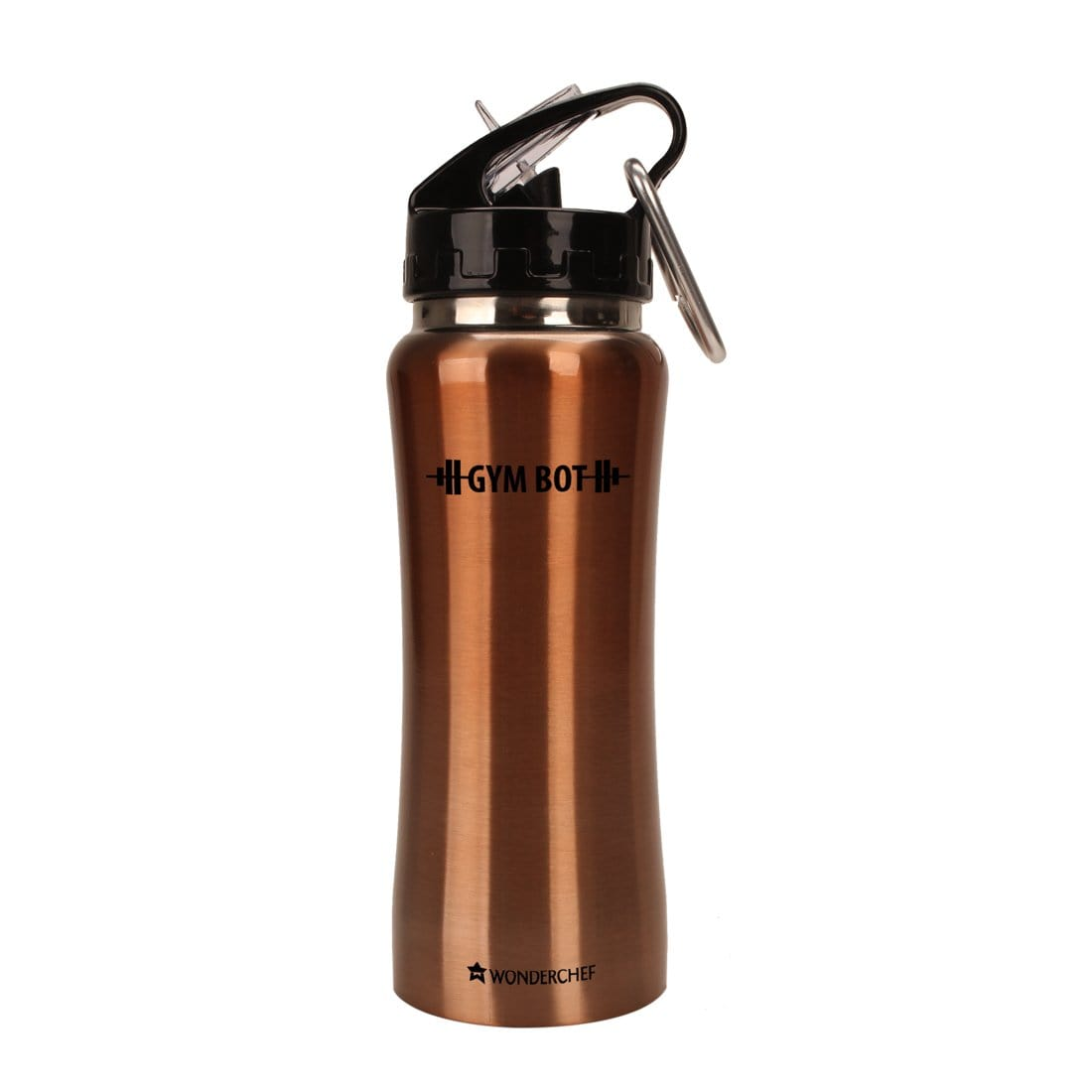 Wonderchef Gym Bot Single Wall Bottle