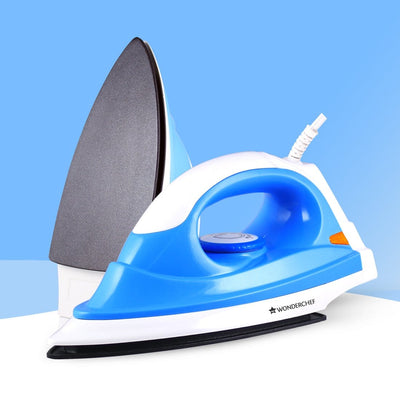 Wonderchef Lorenzo Dry Iron 750W-Appliances