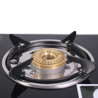 Wonderchef Ultima 4 Burner Glass Gas Stove