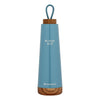 Wonderchef BLOOM-BOT Single Wall Bottle, Blue Pearl, 500ml-Flasks