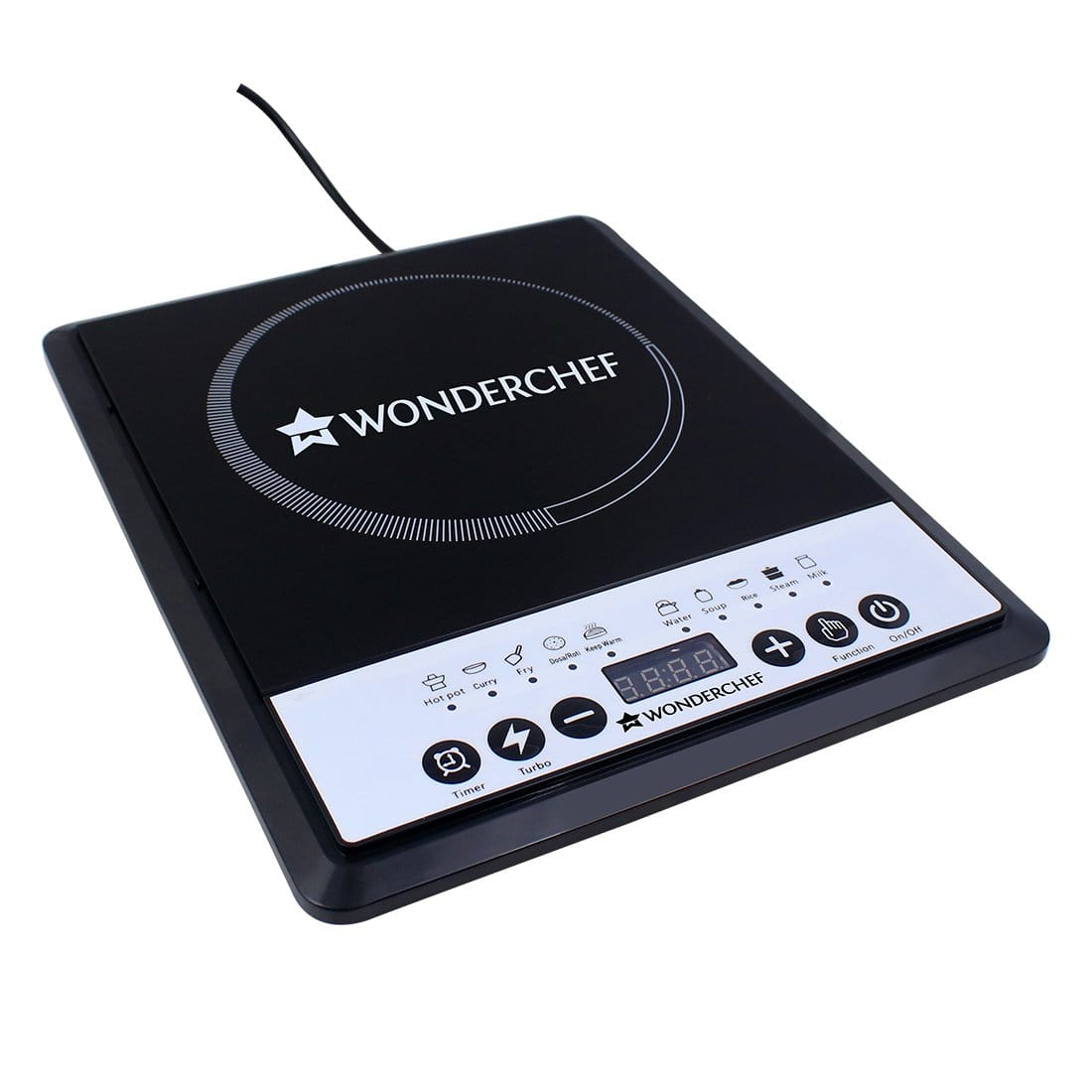 Wonderchef Power Induction Plate 1800W