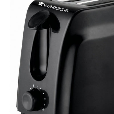 Acura Slice Pop Up Toaster with 7 Browning Controls, 750W, Black-Appliances