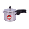 Ruby Induction Base Aluminium Pressure Cooker with Outer Lid-Cookers