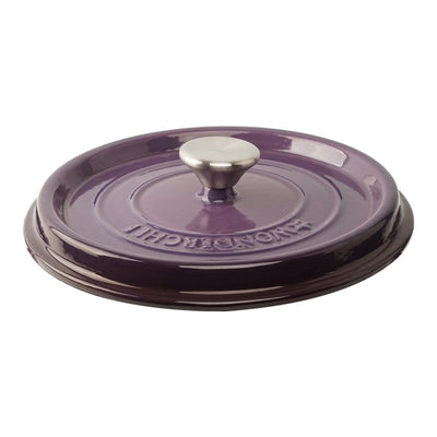 Wonderchef Ferro Cast-Iron Casserole With Lid-Cookware