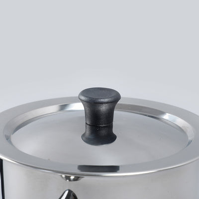 Stainless Steel Milk Boiler with Whistle- 2L-Cookware