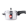 Wonderchef Ultima Induction Base Aluminium Pressure Cooker With Outer Lid