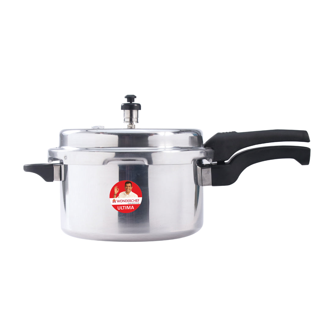 Wonderchef Ultima Pressure Cooker Outer Lid 5L - Wonderchef