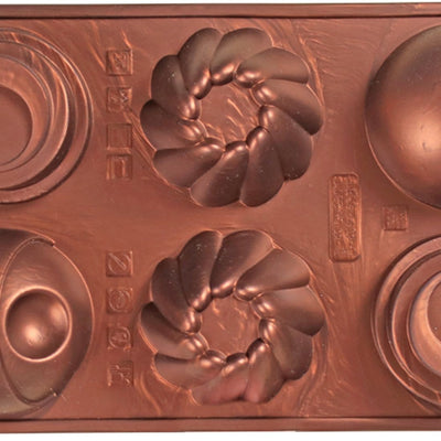 Wonderchef Pavoni Home Edition Mould-Bakeware