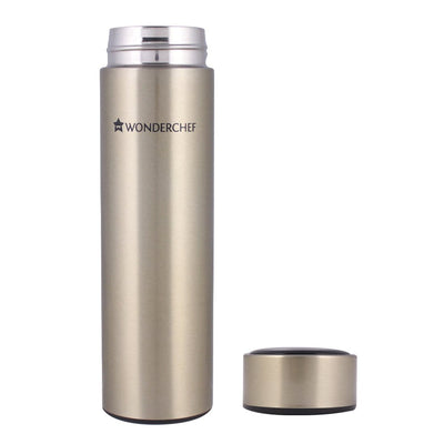 Wonderchef Nutri-Bot 480Ml (Gold)-Flasks