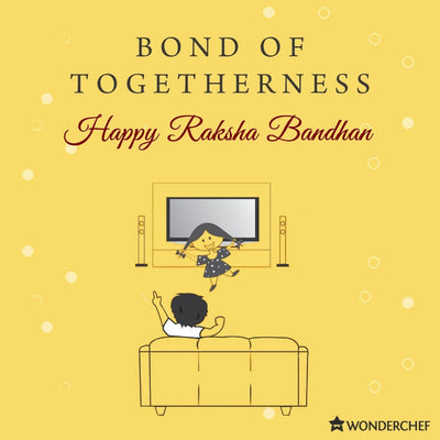 Happy Raksha Bandhan-Gift Card