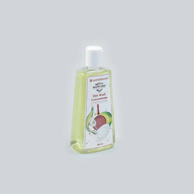 Dish Wash Concentrate, 300ml-Health-Gear