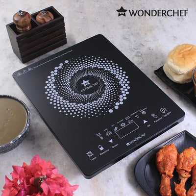 Easy Cook 2200W Infrared Cooktop-Appliances