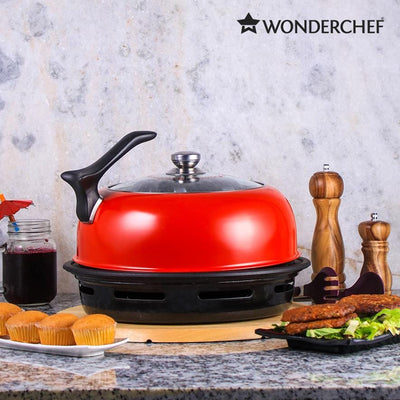 Wonderchef Gas Oven Tandoor Duo-Appliances