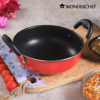 Wonderchef Little Samson Kadhai 16Cm-Cookware
