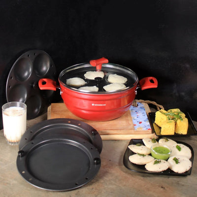 Wonderchef Multi Kadhai  -Cookware