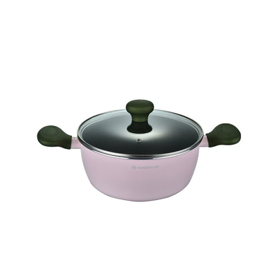 Wonderchef Olivia Spring Season set-Cookware