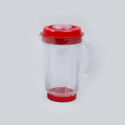 Nutri-Blend B - Blending Jar Set - Red (Without Filter)-Spare Parts
