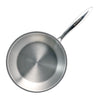 Nigella 3-Ply Stainless Steel Fry Pan 24cm, 2L, 2.6mm-Cookware