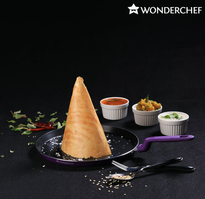 Wonderchef Elite Dosa Tawa 28Cm-Cookware