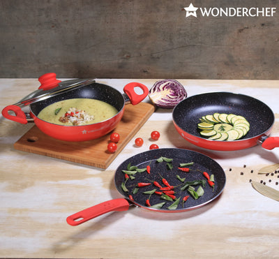 Wonderchef Milano Set-Cookware