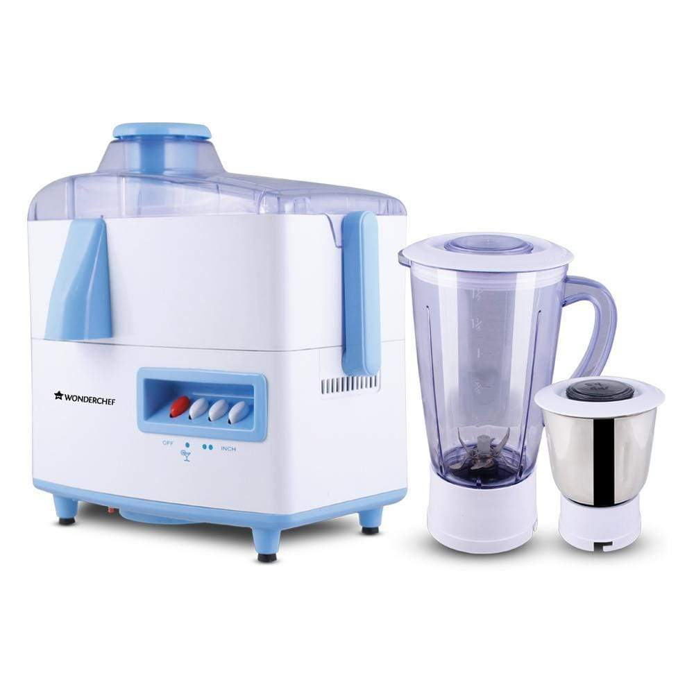 Cortina 500W Juicer Mixer Grinder with 2 Jars