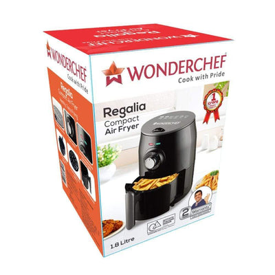 Regalia Compact Air Fryer, 1.8 L, 1000W-Appliances