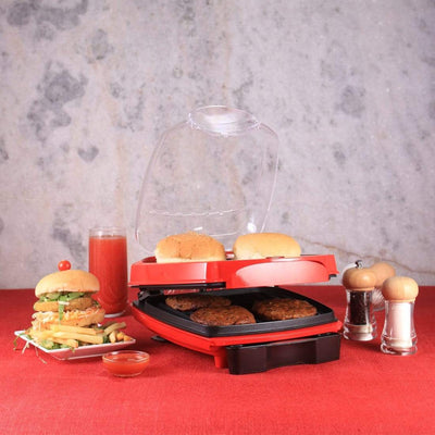 Wonderchef Sanjeev Kapoor Tandoor Burger And Grill Master-Appliances