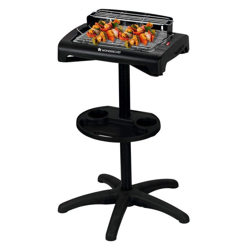 Wonderchef Appliances Wonderchef Smoky Grill Electric Barbeque