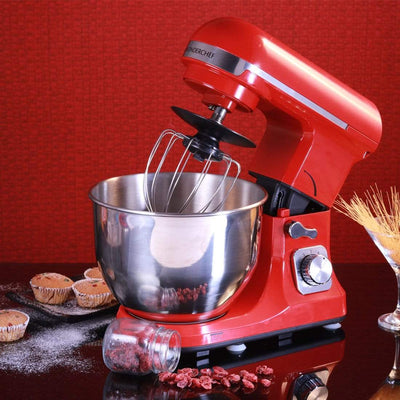 Wonderchef Stand Mixer Red-Appliances