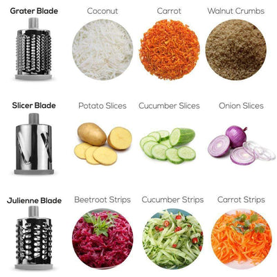 Turbo Grater Premium-Appliances