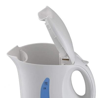 Ultima Automatic 1.7L Electric Kettle, 800W, White & Blue-Appliances