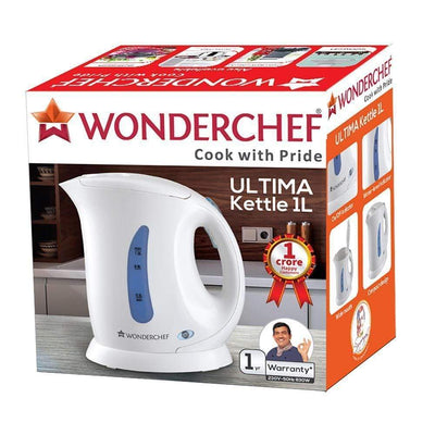 Wonderchef Appliances Wonderchef Ultima Kettle 1 L