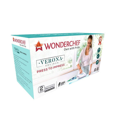 Wonderchef Verona Dry Iron 1000W-Appliances