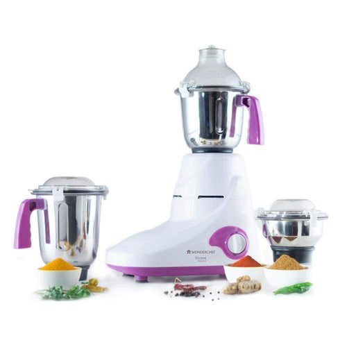 Wonderchef Appliances Wonderchef Victor Supreme 750W Mixer Grinder