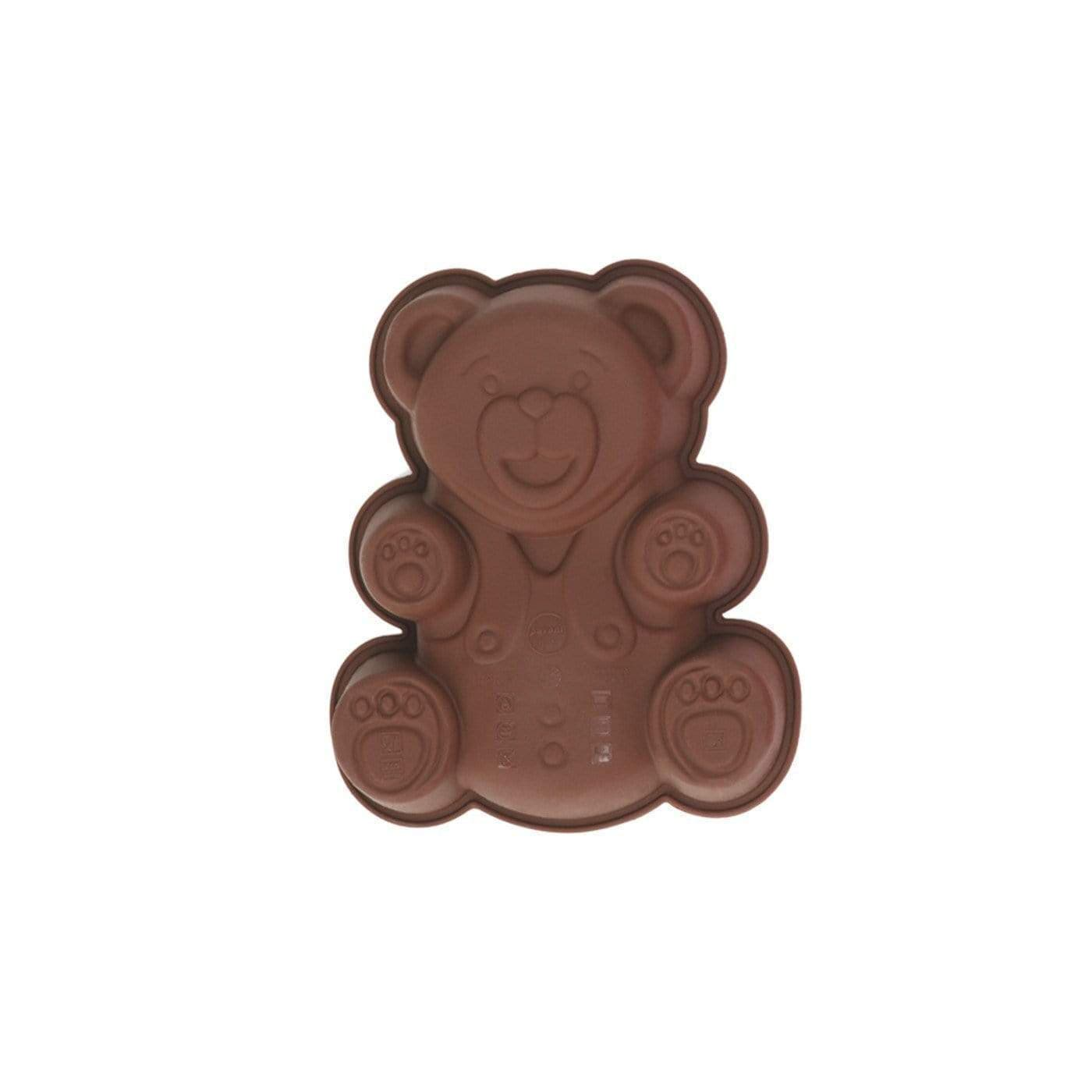 Pavoni Platinum Silicone Mini Bear Shaped Mould