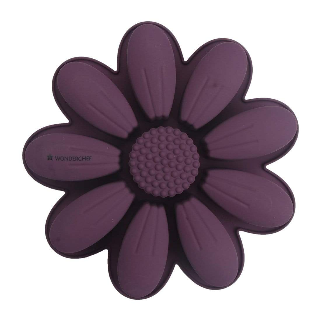 Platinum Silicone Daisy Cake Moulds, Novel Shapes
