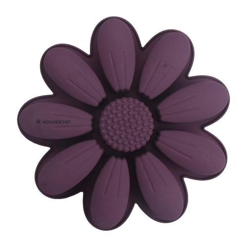 Wonderchef Bakeware Wonderchef Silicone Daisy Mould