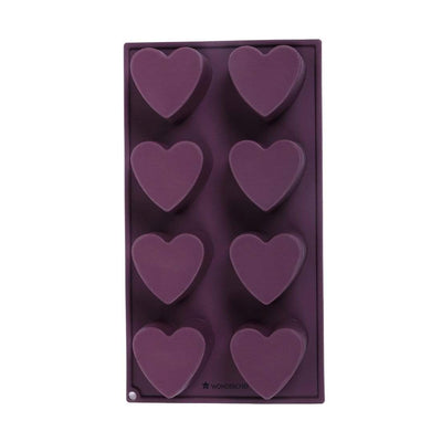 Platinum Silicone Heart Cake Mould-Bakeware
