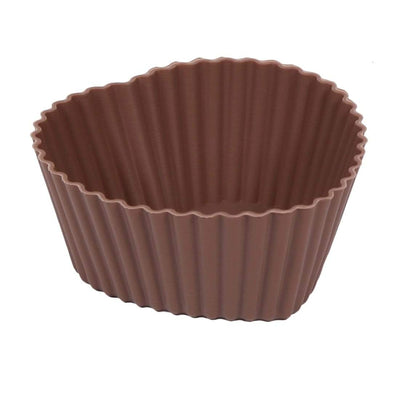 Silicone Heart Cupcake Mould- Set of 12-Bakeware